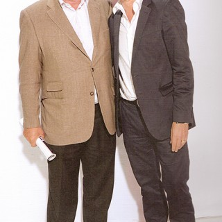 Herr Kiso und ich