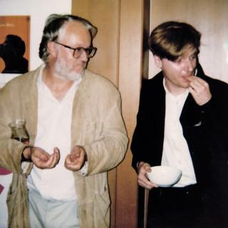 Herr Kiso und Tim Renner
