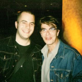 Martin Hossbach und ich.