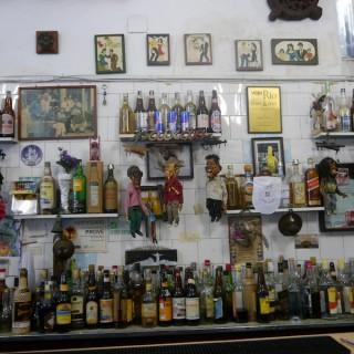 Bar do Mineiro in Santa Teresa.
