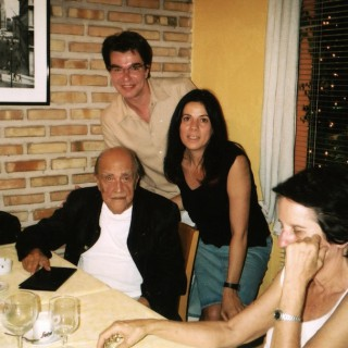 Oscar Niemeyer, Cristina und Kelly