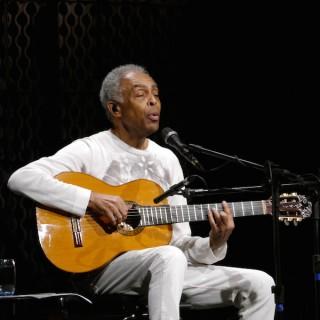 "Gilberto Gil präsentierte sein neues Album ""Gilbertos Samba"""