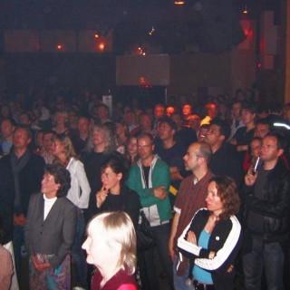 Publikum im Mojo-Club Hamburg