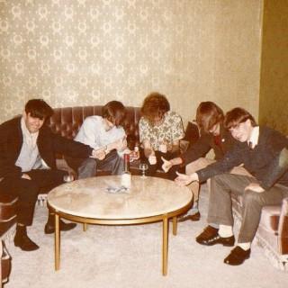 Die Zimmermänner 1982.