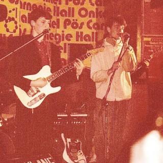 Timo und Detlef im Onkel Pö 1981.