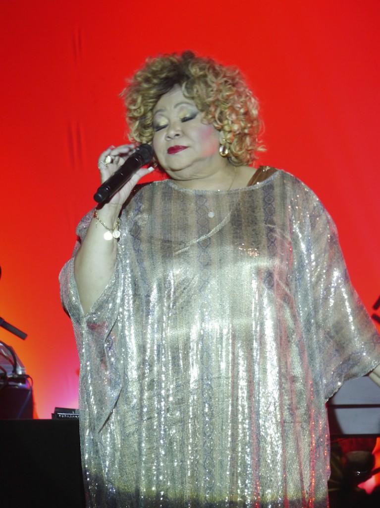 Samba-Diva Alcione