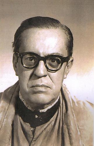 Sergio Buarque.