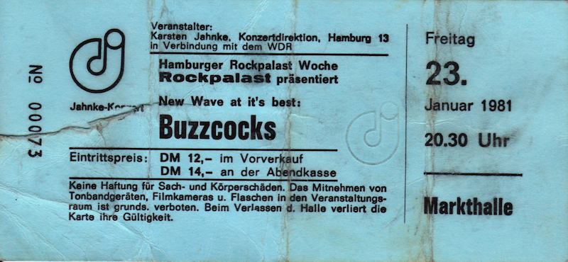 Buzzcocks Kopie