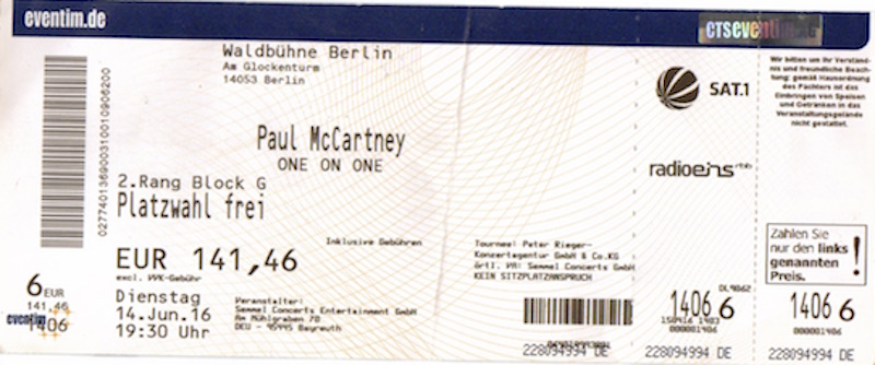 Paul McCartney Kopie
