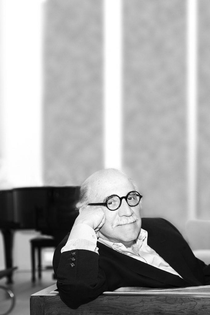 Er liebt das gute Leben und produziert tolle Alben: Tommy LiPuma. U.a. von Dan Hicks, Dr. John, Miles Davis, João Gilberto oder Diana Krall. Foto: mit Genehmigung von Tommy.