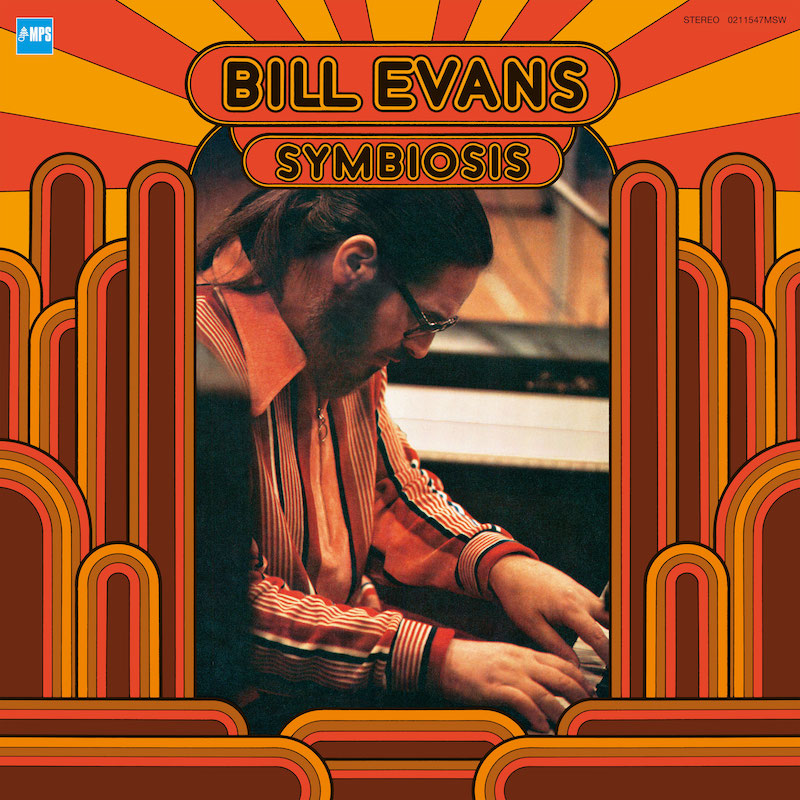 Piano: Bill Evans. Composed, arranged and conducted by Claus Ogerman. Auf MPS-Records